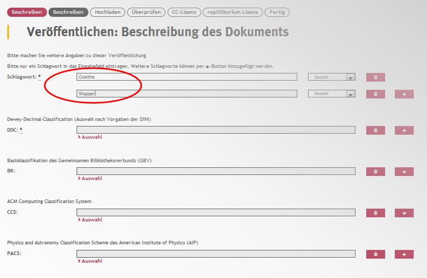 Elektronisches Publizieren - Universität Regensburg
